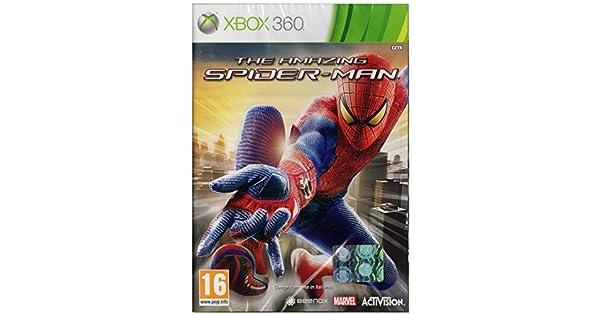 Activision The Amazing Spider-Man, Xbox 360 - Juego (Xbox 360 ...
