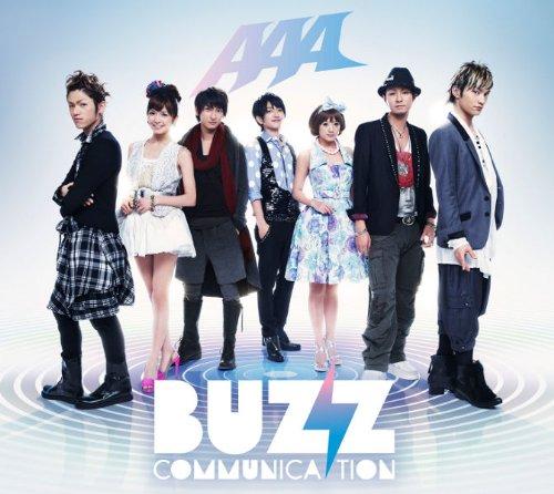 AAA 2DVD付初回生産/Buzz Communication