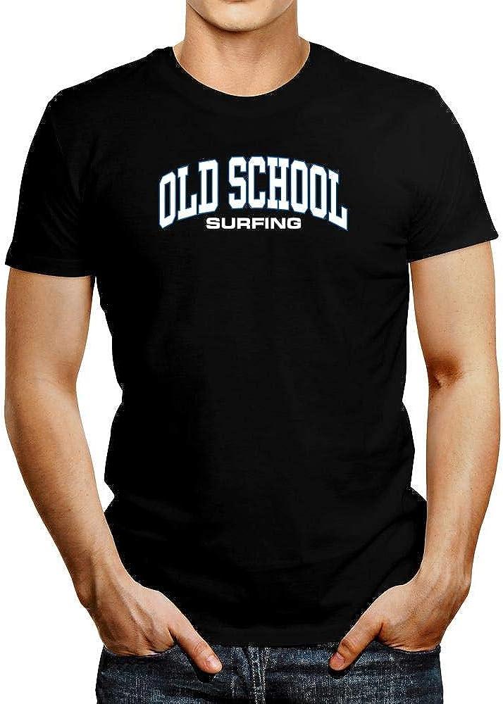 Idakoos Old School Surf Camiseta: Amazon.es: Ropa y accesorios