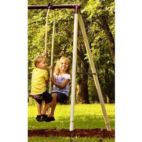 Flexible Flyer Play Park Metal Swing Set by Flexible Flyer (Image #2)