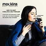 mockins Easy to Use Ceramic Salt Inhaler and