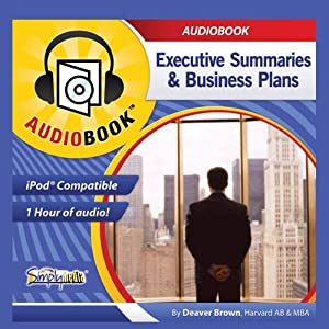 Business Plans & Executive Summaries Audiobook