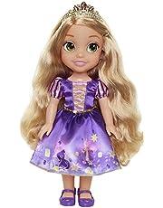 Disney Princess 78849-11L-6 DP Rapunzel speelpop 35 cm, lila