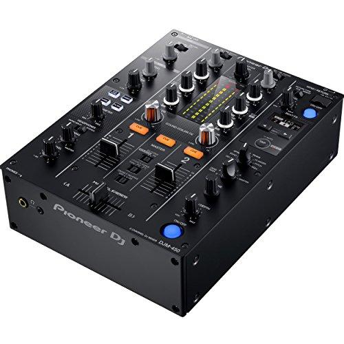 Pioneer DJM-450 DJ Mixer &  PLX-500 Turntables