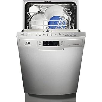 Electrolux ESF4513LOX lavavajilla Bajo encimera 9 cubiertos A+ ...
