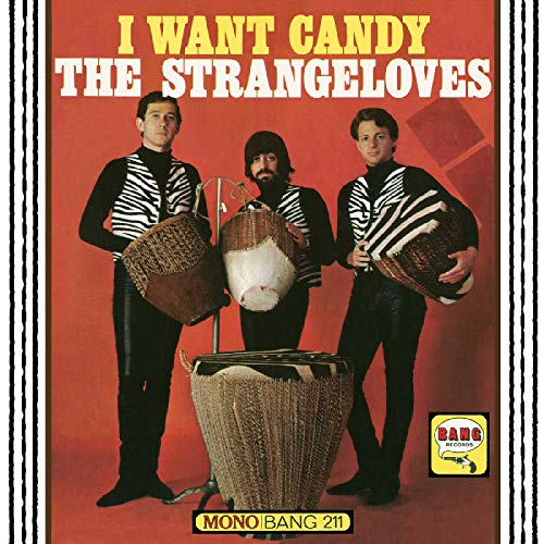 (I Want Candy (Limited Candy Apple Red Vinyl)