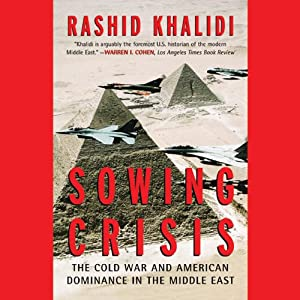 Sowing Crisis Audiobook