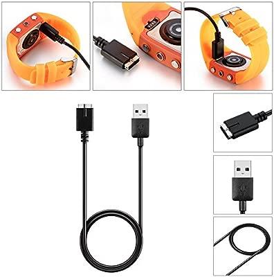 Prom-near Cargador para Polar M430 (3.28 ft / 1m), USB Cable de Carga de Carga de Sincronización Cable de Sincronización de Datos Accesorios para ...
