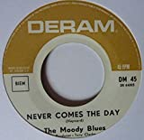 never comes the day / so deep within you 45 rpm single