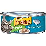 Purina Friskies Pate Wet Cat Food, Mariner's Catch