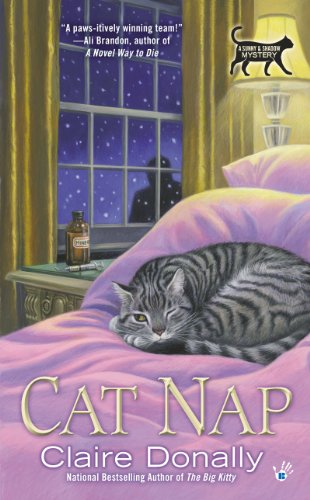 Cat Nap (A Sunny & Shadow Mystery Book 2) by [Donally, Claire]