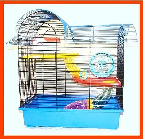 Hámster Jaula grande Royal Pavilion ratón): Amazon.es: Productos ...