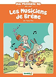 """Afficher """"Ma première BD<br /> Les musiciens de Brême"""""""