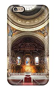 Coy Updike's Shop New Style New Arrival Case Specially Design For Iphone 6 (the Glorious Church At Stanford) 8361576K17527189