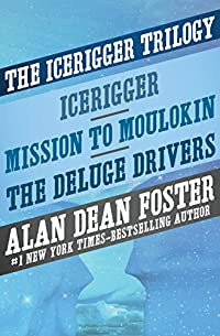 The Icerigger Trilogy by Alan Dean Foster ebook deal
