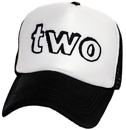 Kids Mesh 2nd B-Day Trucker Hat Baseball Cap