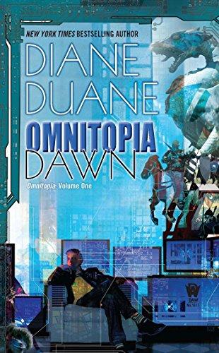 book cover of Omnitopia Dawn