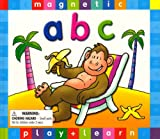 Magnetic Play and Learn ABC, , 1845107276