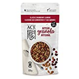 ACE Bakery Premium Cranberry Almond Artisan Granola Cereal, 325g