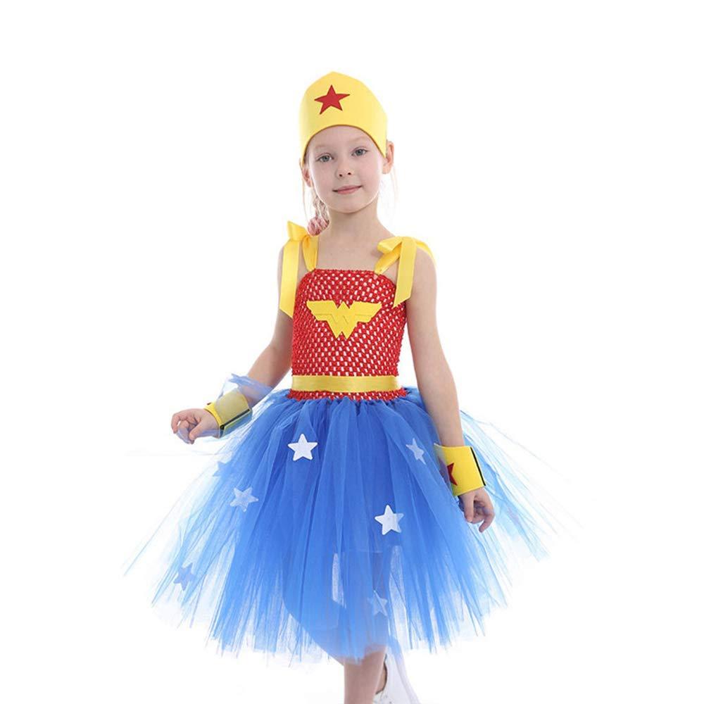 XLCWL - Juego de 4 Diademas para Disfraz de Mujer Maravilla con ...