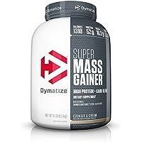 Dymatize Mezcla de Proteínas y Aminoácidos Super Mass Gainer, Cookies and Cream, 6 lb