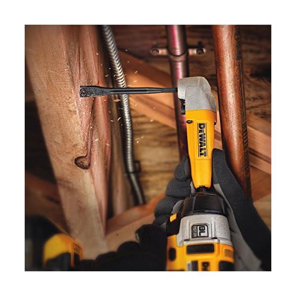 DeWalt DT7943B – Paquete de 8 brocas de fresar para madera