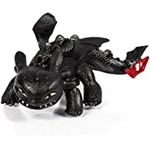 Dreamworks Dragons Mini Dragons Figure - Toothless