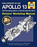Apollo 13 Manual 1970 (Incl Saturn V, CM109, SM109, Lm7): Development, Events and Legacy of NASA's 'Successful Failure'