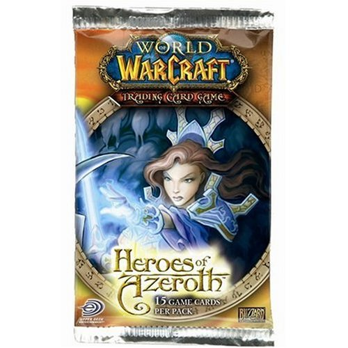 world of warcraft trading card game heroes - 7