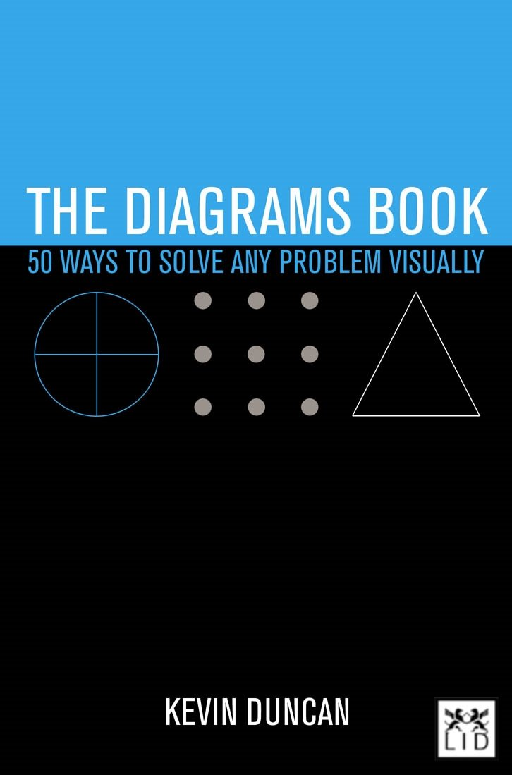 the diagrams book 50 ways to solve any problem visually concise the diagrams book 50 ways to solve any problem visually concise advice lab kevin duncan 9781907794292 amazon com books