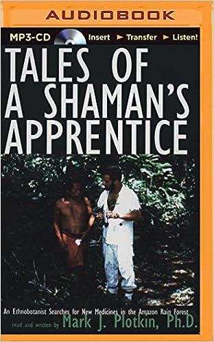 Tales of a Shaman's Apprentice: Mark J. Plotkin: 0889290338433 ...