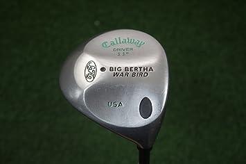 Callaway Big Bertha Guerra pájaro conductor para diestros ...