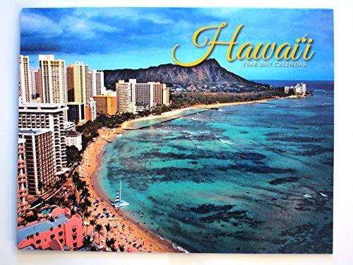 Hawaii 2017 12 Month Calendar product image
