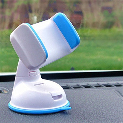 Car phone holder Cqq Front Windshield Suction Cupboard Instrument Panel Silicone Car On The Car With A Paste Clip