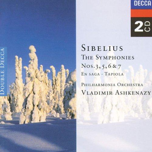 Sibelius: Symphonies Nos. 3, 5, 6 & - Nos Symphonies Sibelius