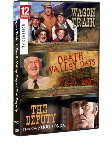 (TV Classics: Wagon Train/ Death Valley Days/ The Deputy)