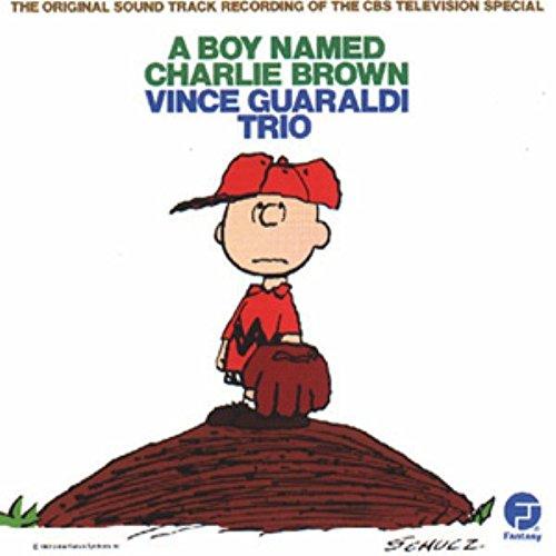 A Boy Named Charlie Brown (Guaraldi Christmas Vince Trio Brown Charlie)