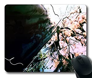 """Abstract Standard Mouse Pad Oblong Design Mousepad in 220mm*180mm*3mm (9""""*7"""") -102142"""
