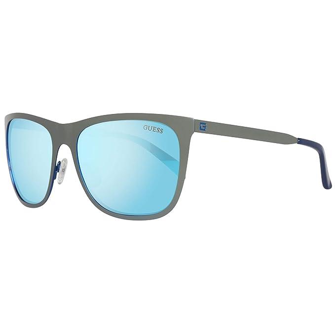 Guess Sonnenbrille Gu6881 20X 58 Gafas de sol, Gris (Gr ...