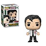 Funko POP! Movies Grease 40th Year Anniversary Edition: Danny Zuko Carnival Letterman Jacket and Sandy Olsson Toy Action Figure - 2 POP BUNDLE