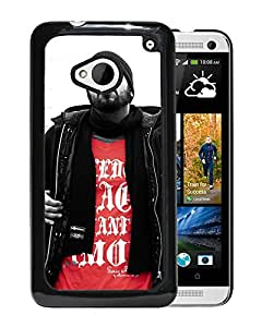Beautiful Designed Cover Case With Samy Delue Man Tshirt City Skarf For HTC ONE M7 Phone Case