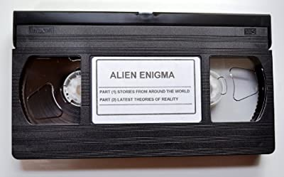Alien Enigma: Part 1 - Stories from Around the World, Part 2 - Latest Theories of Reality