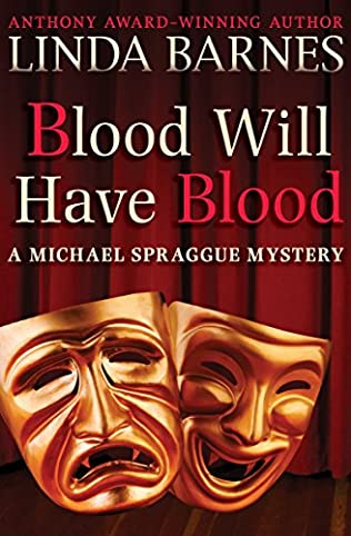 book cover of Blood Will Have Blood
