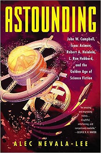 ea268b5e Amazon.com: Astounding: John W. Campbell, Isaac Asimov, Robert A ...