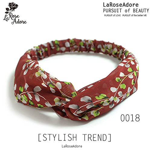 LaRoseAdore Comfy Fashionable Stylish and Trendy Headbands Hair Accessories, twisted and pretty designed for Teens, Girls and Women for multiple functions and purpose (Pretty Teenager)