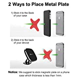 Magnetic Metal Plate, Nillkin Liquid Silicone