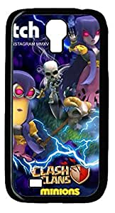 iCustomonline Case for Samsung galaxy S4 PC, Clash Of Clans Ultimate Protection Case for Samsung galaxy S4 PC