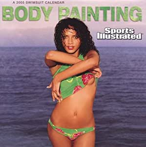 Amazon.com: Sports Illustrated Body Painting Swimsuit Wall Calendar