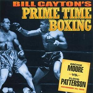 Archie Moore vs. Floyd Patterson Radio/TV Program