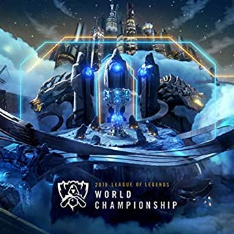 2018 World Championship Theme de League of Legends en Amazon ...